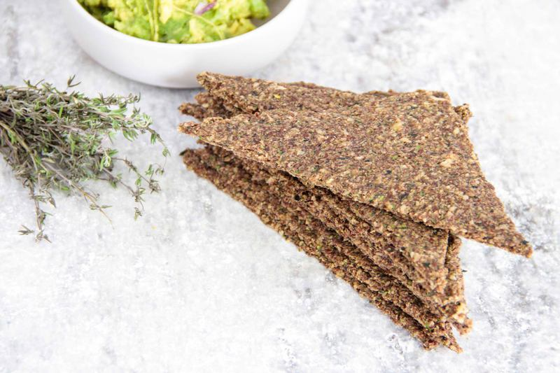 Rosemary-Thyme-Flax-bread