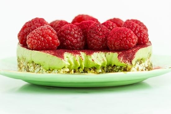 Raw Green Tea Tart_1