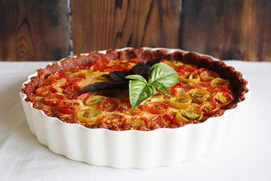 Summer tomato tart_1