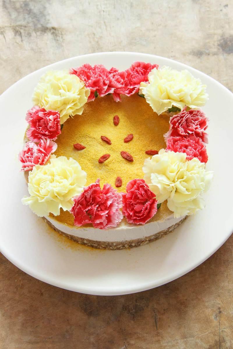 Fruit Cake Recipe For  Inch Tin