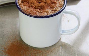 Caffeine Free Dandelion Latte