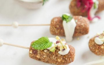 Raw Vegan Kofta