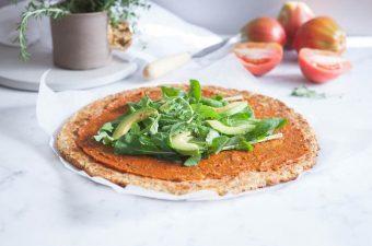 Best Vegan Cauliflower Pizza