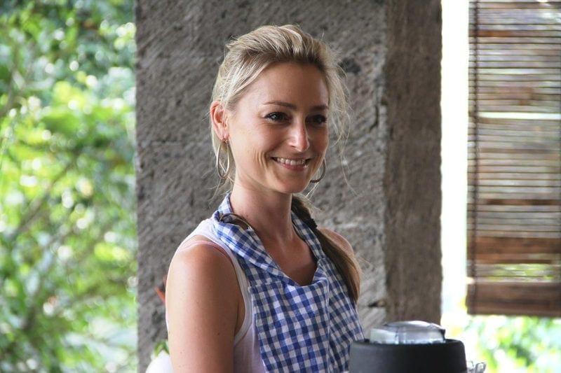 Raw Foods Chef Lauren Glucina