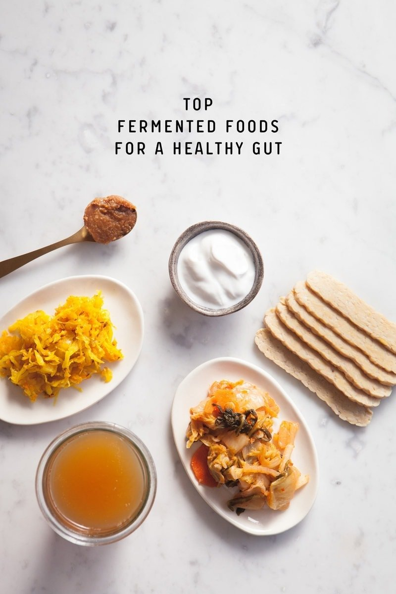 Top Fermented Foods for Gut Health