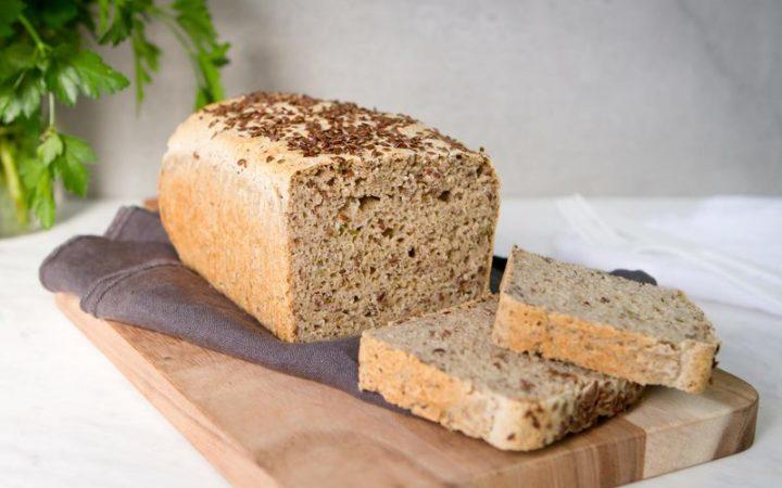Gluten Free Buckwheat Millet Bread