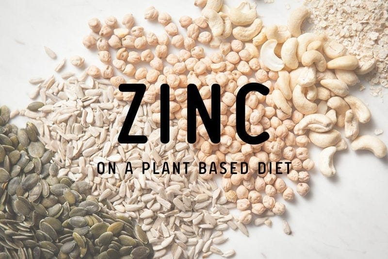 Zinc On A Plant Based Diet