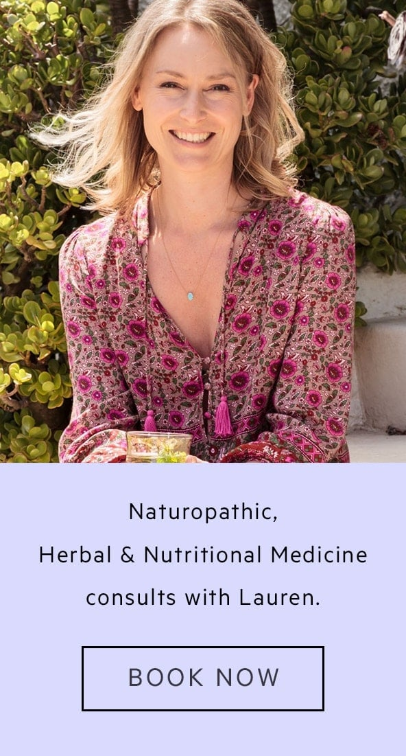 Naturopath Nutritionist Lauren Glucina