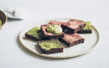 Raw Black Forest Brownie
