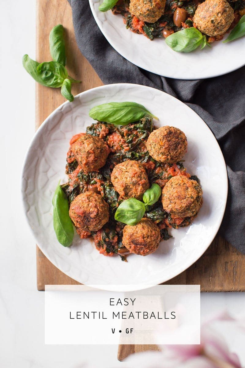 Lentil Meatballs! These delicious vegan meatballs are gluten free, made with red lentils, buckwheat and sunflower seeds. #lentilmeatballs #lentilmeatballsvegan #lentilmeatballsvegetarian #lentilmeatballseasy #lentilmeatballsglutenfree #easylentilmeatballsrecipe #lentilmeatballsrecipe #AscensionKitchen  // Pin to your own inspiration board! //