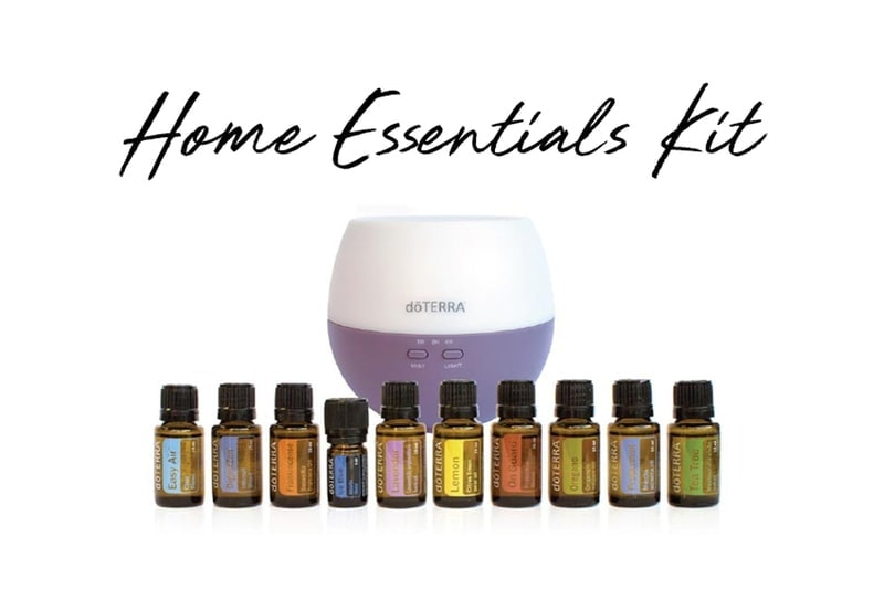doTERRA's Home Essentials Kit