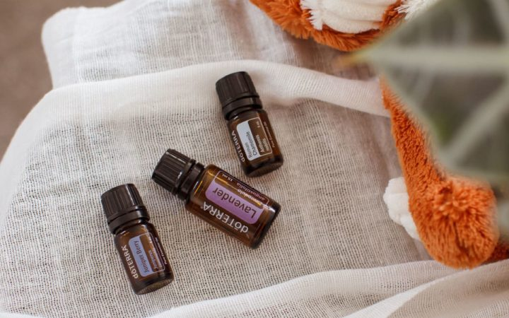 3 essential oils for kids sleep