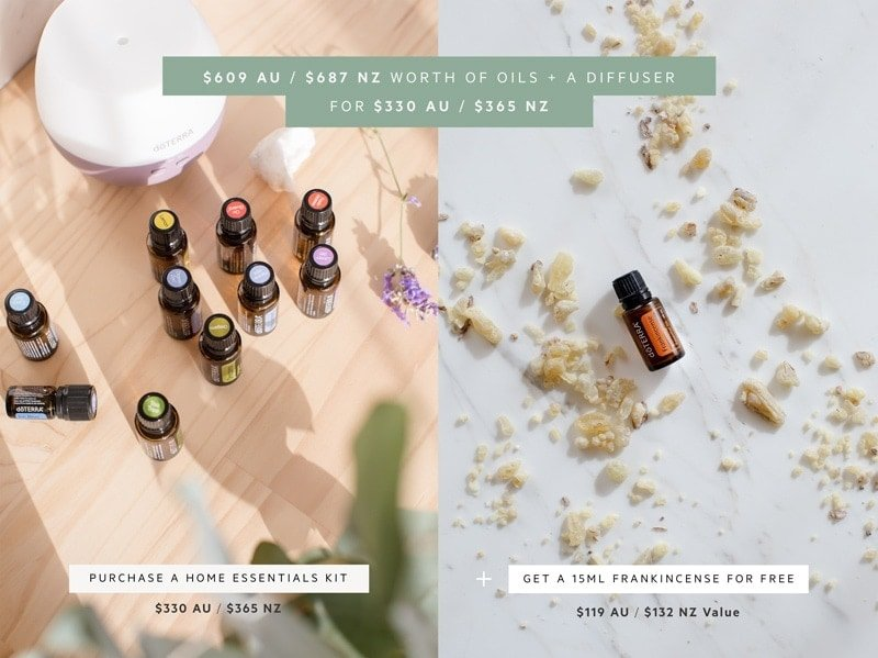 doterra Free Frankincense - join now