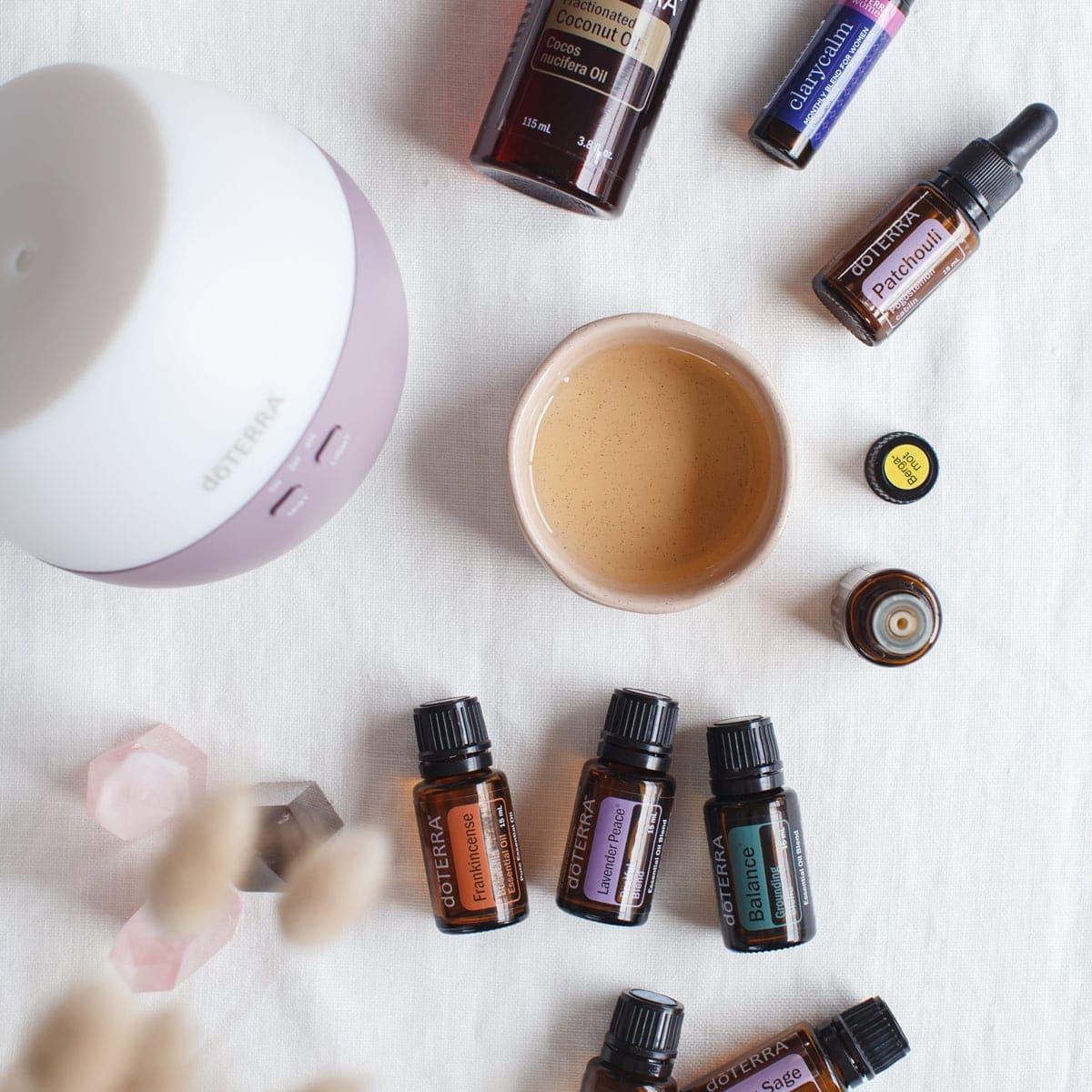 3 Ways Essential Oils Balance Hormones Naturopath Lauren Glucina
