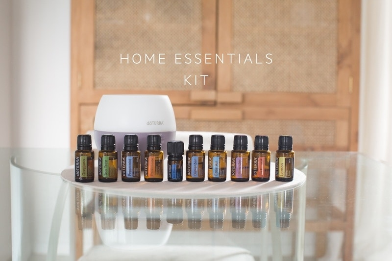 The doterra home essentials kit