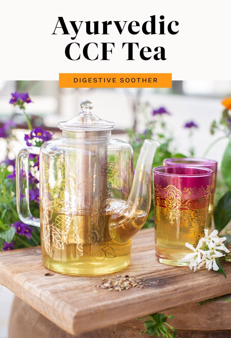 Ayurvedic CCF Tea Recipe